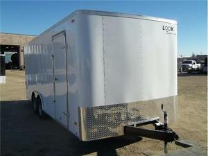 BEST CASH PRICE 7' TALL CARHAULER 8.5X20 7K RAMP DOOR $7891.00