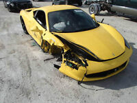 TOP DOLLARS $$$$$$$$ For Scrap/Damaged/Old/New Cars 416-669-6452