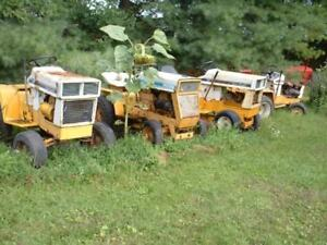 Looking for Old Cub Cadet Tractor