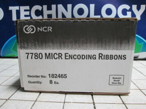 NCR (182465) 7780 MICR ENCODING RIBBONS