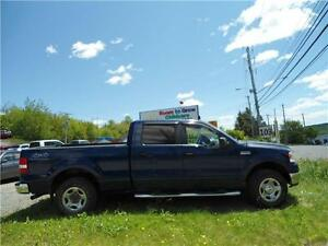 "REDUCED!2008 FORD F150 SUPER CREW 139"" - BRAND NEW MVI +WARRANTY"