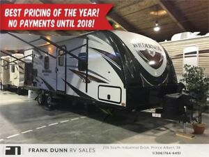 2018 Heartland Wilderness WD 2450 FB