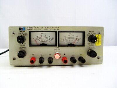 Hp Agilent 6205b Dual Dc Power Supply