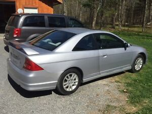 2002 Honda Civic Si-G Veloz Coupe (2 door)
