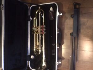 Holtman Trumpet and Parts Trumpet