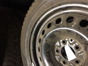 Grand Marquis snow tires