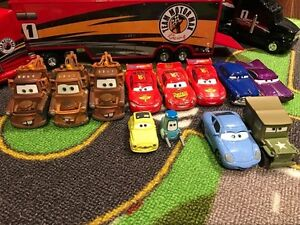 12 Disney Cars - Die Cast Cars