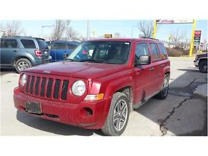 """2009 Jeep Patriot North """"NEW SAFETY"""" 4*4!!! REDUCED PRICE!!!!"""