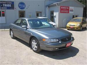 2004 Buick Regal LS|NO ACCIDENTS|NO RUST|ONLY 63 KM