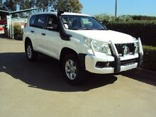 2012 Toyota Landcruiser Prado KDJ150R GX Glacier White 5 Speed Sports Automatic Wagon Acacia Ridge Brisbane South West Preview