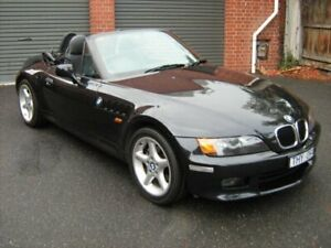 1997 BMW Z3 2.8 Black Sapphire 5 Speed Manual Roadster North Melbourne Melbourne City Preview