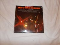 Vinyl LP In Person Ike & Tina Turner &The Ikettes * Mint Records MLS 40014