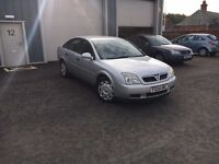 Vauxhall Vectra 1.8, 12 Months MOT, Timing Belt, Warranty, Great Condition, Serviced
