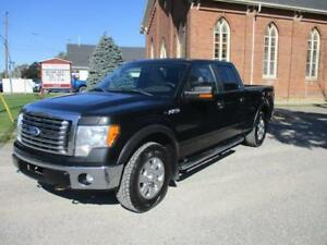 2011 Ford F-150 XTR WITH ONLY 184-KM!  4X4  CLEAN TRUCK!