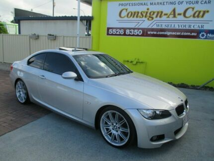 2008 BMW 335i E92 MY08 Steptronic Silver 6 Speed Sports Automatic Coupe Bundall Gold Coast City Preview