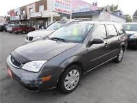 2005 Ford Focus SE ZXW HB Gray 142,000km