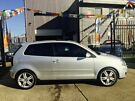 2007 Volkswagen Polo 9N MY07 Upgrade GTi 5 Speed Manual Hatchback Brooklyn Brimbank Area image 2