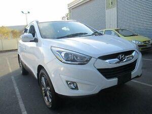 2014 Hyundai ix35 LM Series II Elite (AWD) White 6 Speed Automatic Wagon Moorabbin Kingston Area Preview