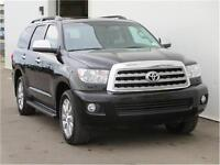 2012 Toyota Sequoia Limited 8 Passenger 4X4 Loaded! All Approved