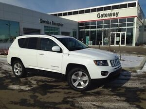 2014 Jeep Compass Sport/North, Heated Leather Seats, Cruise Cont