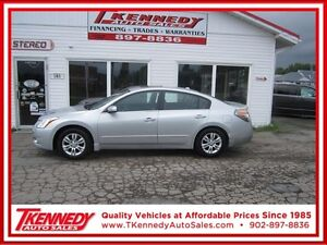 2010 Nissan Altima 2.5 SL ONLY $9,788.00 EXTRA CLEAN