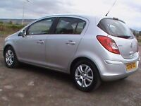 VAUXHALL CORSA DESIGN 1.4 5 DOOR SILVER 1 YRS MOT CLICK ONTO VIDEO LINK FOR MARE DETAILS OF CAR