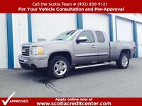 2013 GMC SIERRA EXT CAB ALL TERRAIN
