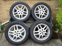"Vauxhall Wheels SRI 16"""