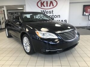 2011 Chrysler 200 Touring Convertible FWD V6 *BLUETOOTH/HEATED S