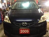 2009 Mazda Mazda5 GS 6 PASS,PW,PL,AC (CERTIFIED AND E-TEST)