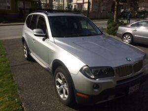 2010 BMW X3 - price reduced!