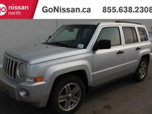 2007 Jeep Patriot NORTH EDITION: 4X4, AUTO, POWER GROUP, CRUISE,