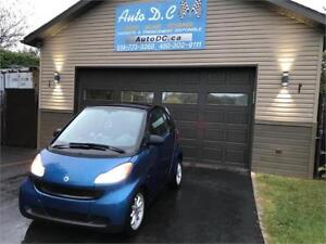 2008 Smart Fortwo Coupe Passion
