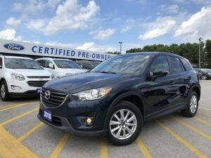 2016 Mazda CX-5 GS BLUETOOTH|NAVIGATION|SUNROOF|BLIND SPOT|CR...