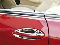 Mercedes T245 B Class Chrome Door Handle Shells Set - schaetz - ebay.co.uk