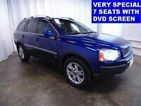 2006 Volvo XC90 2.4 D5 SE Sport Ocean Race Geartronic AWD 5dr