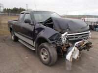 parting out 2001 ford f150