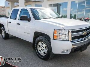 2014 Chevrolet Silverado 1500 1LT 4x4 Crew Cab 5.75 ft. box 143.