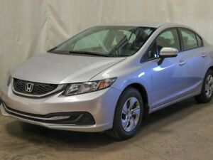 2014 Honda Civic Sedan LX Sedan Automatic w/ Heated Seats