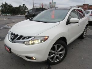 2013 NISSAN MURANO PLATINUM AWD PANA ROOF NAVI LEATHER H-SEATS C