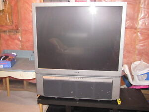 Sony 42 inch rear projection screen Kitchener / Waterloo Kitchener Area image 1
