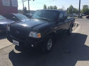 2008 Ford Ranger Sport - LEATHER INTERIOR
