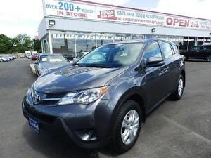 2013 Toyota RAV4 LE AWD,ECO,BLUETOOTH,AUX,1-OWNER NO ACCIDENTS