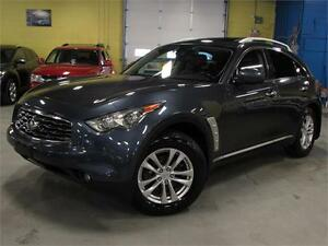 2010 INFINITI FX35 /NAVIGATION/SURROUND CAMERA/ DVD/
