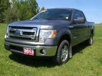 2013 Ford F-150 XLT Penticton Kelowna Preview