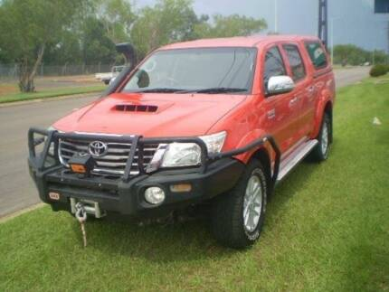 From $145p/w ON FINANCE* 2012 Toyota Hilux Ute Litchfield Area Preview