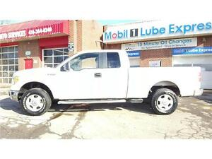 2013 F150, EXT. CAB 4X4, LOADED, SYNC BLUETOOTH, BEST DEAL!!