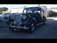 1949 Rover 75  Black 4 Speed Para Hills West Salisbury Area Preview