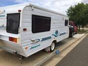 2003 JAYCO FREEDOM   POPTOP CARAVAN   SINGLE BEDS Alfredton Ballarat City Preview