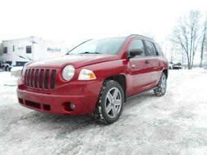 JEEP COMPASS SPORT 4X4 2008***4690.00$ GARANTIE 1 AN INCLUS*****